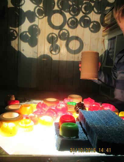 kreativ lek for barn i barnehagen
